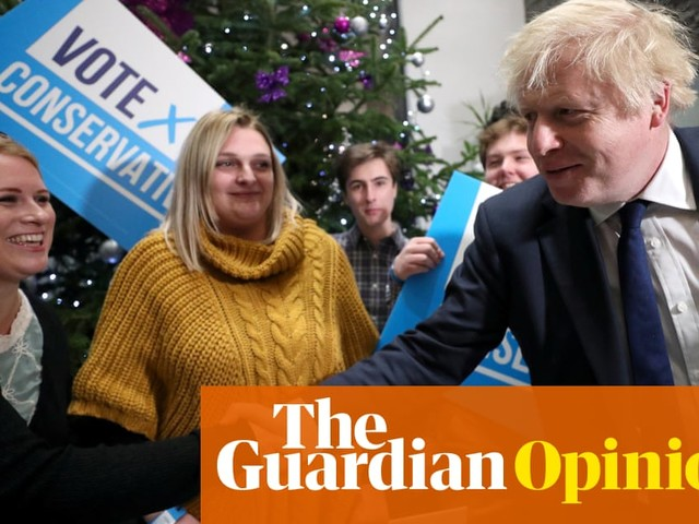 Johnson's casual misogyny has kept women out of the election campaign | Zoe Williams