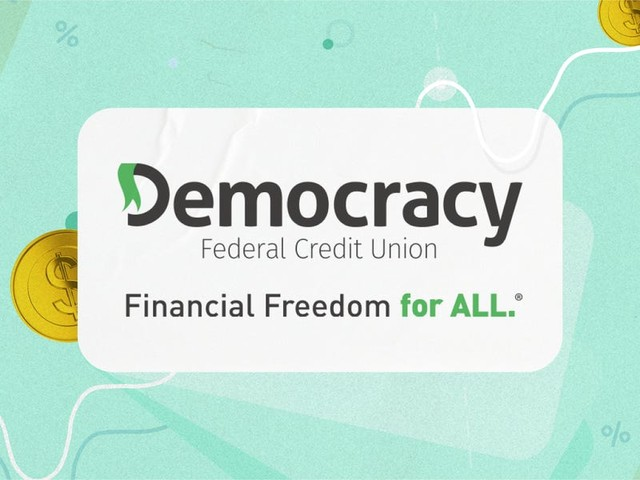 Democracy Federal Credit Union review: Black-owned credit union with no monthly service fees