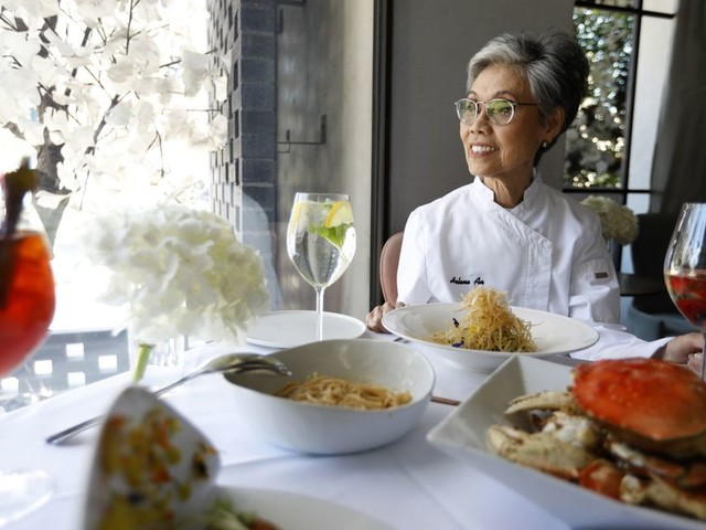 How chef Helene An brought Vietnamese cuisine to the U.S.