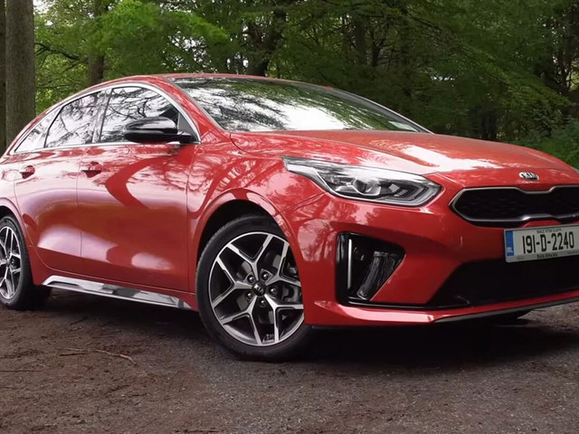 2019 Kia Proceed Is A Stylish Way To Stay Away From The SUV Hoi Polloi