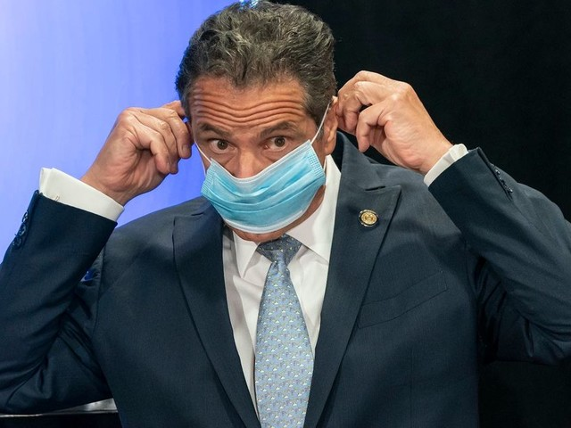 Gov. Cuomo still refuses to take responsibility for nursing home deaths — now he's blaming President Trump