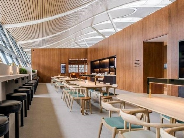 News: Cathay Pacific refreshes Shanghai Pudong lounge