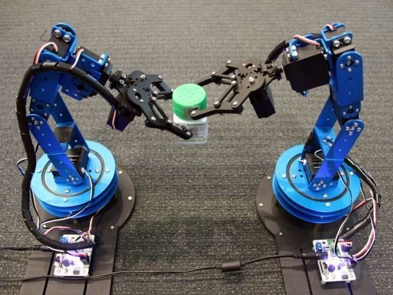 MIT Has A New Robot That Can Identify Objects By Sight And Touch