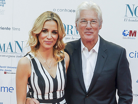 Richard Gere, 70, Reportedly Expecting 2nd Child With Wife, 36, Just 8 Mos. After Birth Of Son