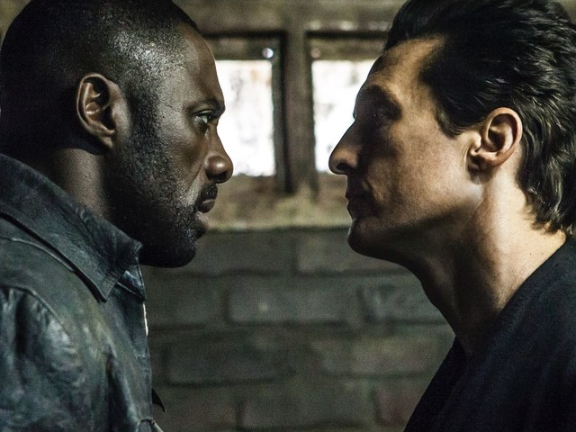 The Dark Tower books move fluidly between genres, and the film is afraid of all of them