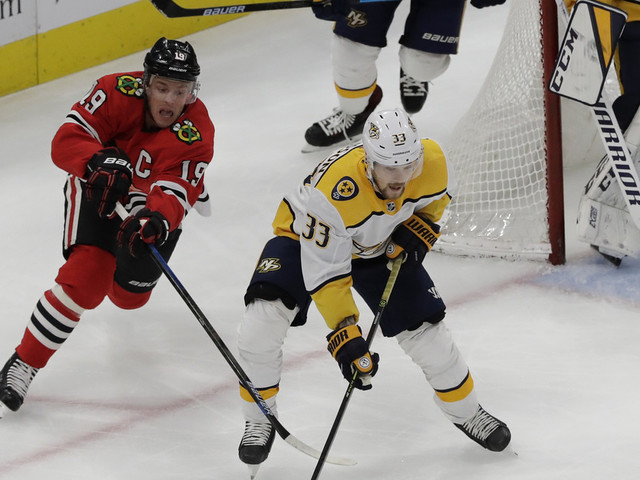 Predators' Arvidsson fined $2,000 under NHL diving policy