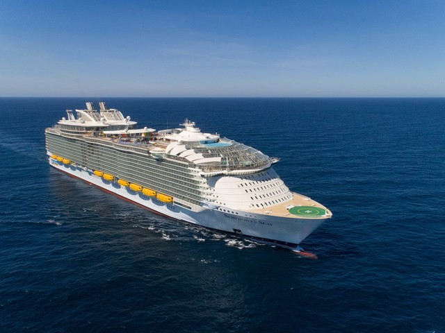 Fun facts about Symphony of the Seas