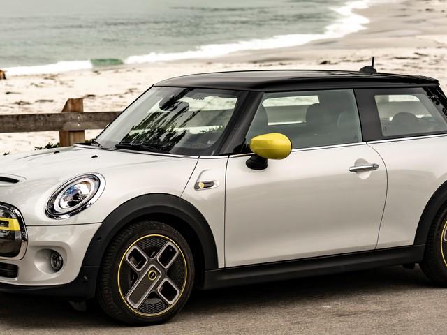 Car of the Month: 2020 Mini Cooper SE