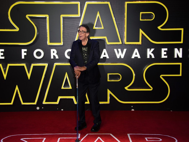 'Star Wars' mourns Chewbacca actor Peter Mayhew