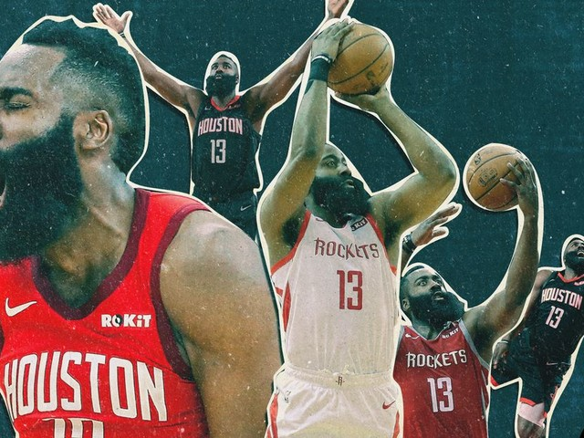 James Harden Is the NBA's Mad Scientist