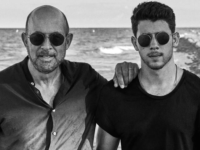 Nick Jonas Teams Up with John Varvatos To Launch Villa One Tequila!