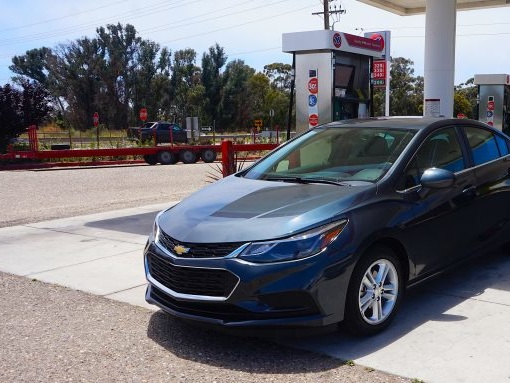 The Prince of Parsimony: Squeezing 70 MPG from a Chevy Cruze Diesel