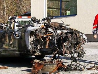 "The ""Green"" Illusion Continues: Tesla Crash Victim Can't Find Anyone To Recycle His Wrecked Car"