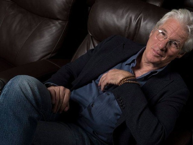 Richard Gere as a schlubby Jewish 'fixer'? Absolutely, if given enough time to get into his skin