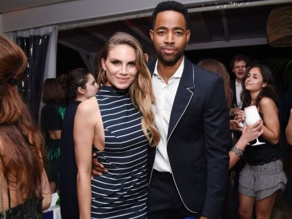 Jay Ellis And Longtime Girlfriend Nina Senicar Are Reportedly Getting Married — And Expecting Their First Child
