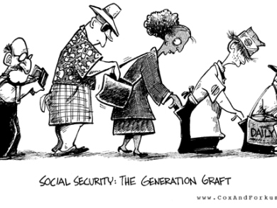 Mauldin: Social Security Is Screwing Millennials