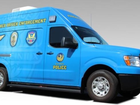 Police State Madness: Cops In DUI Vans Drawing Motorists' Blood