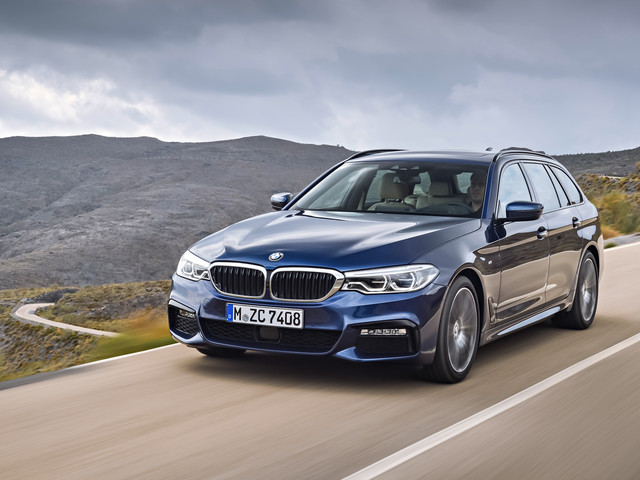 2018 BMW 530d Touring Euro-Spec – First Drive Review