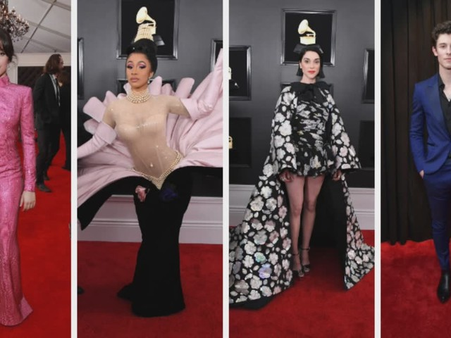 2019 Grammys Best Dressed: Camila Cabello, Cardi B, St Vincent, Shawn Mendes & More