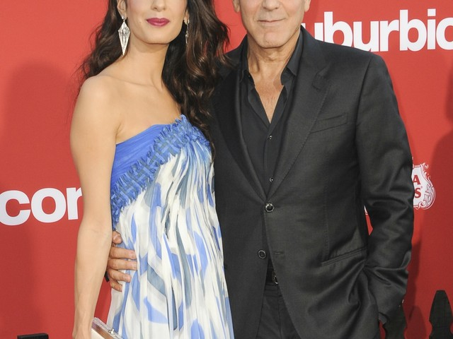 George Clooney gave $14 million (in cash) to his 14 best dude friends in 2013