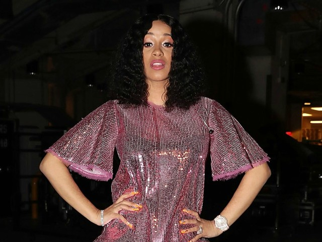 Cardi B Figured The Best Way To Quell Pregnancy Rumors Was To Show You Her Flat Stomach