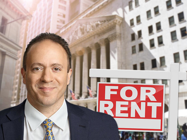 Wall Street is collecting rent payments