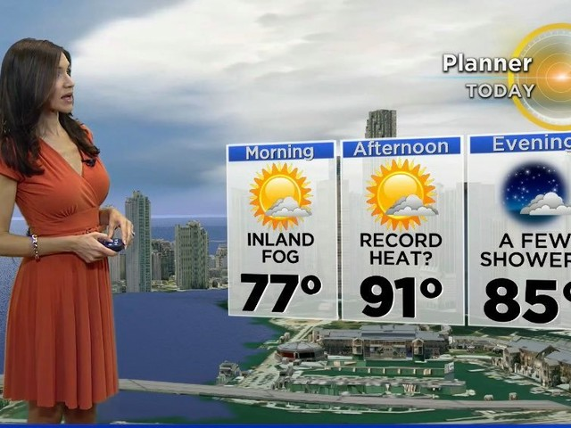 Miami Weather: South Florida Will Flirt With Near Record Heat