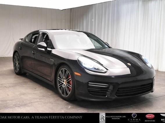 2015 Porsche Panamera--GTS
