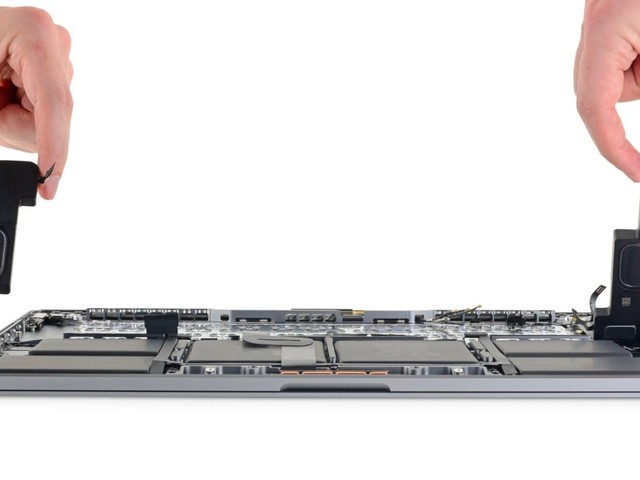 Apple's 16-inch MacBook Pro Scores Low on Repairability: iFixit