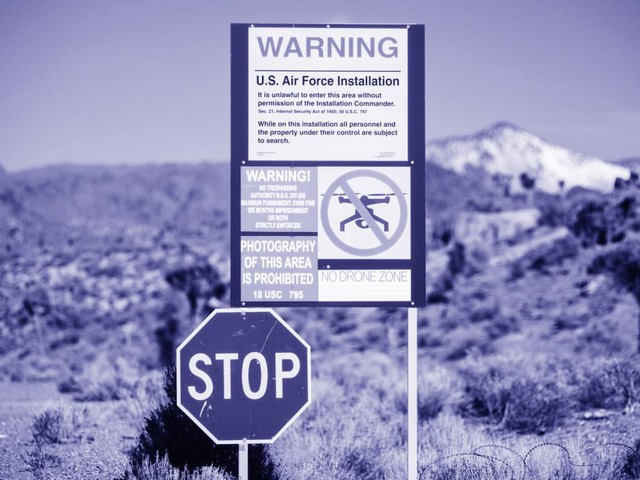 Facebook removed the Area 51 invasion event by 'mistake'