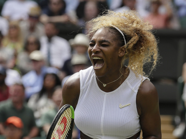 Wimbledon Glance: Williams back on court in Wimbledon semis
