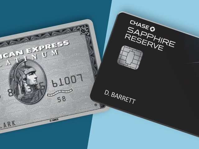 Chase Sapphire Reserve vs American Express Platinum: Which premium credit card is right for you?