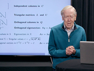 RES.18-010 A 2020 Vision of Linear Algebra (MIT)