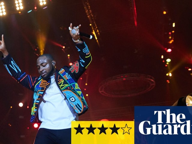 Davido review – Afrobeats' alpha male takes Nigeria to the world