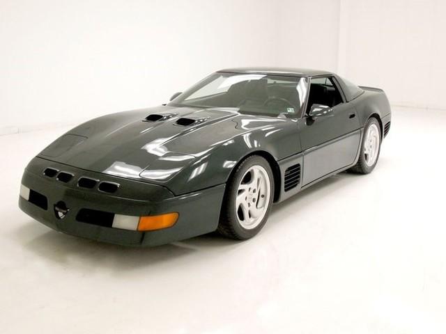 1991 Chevrolet Corvette--Callaway Twin Turbo