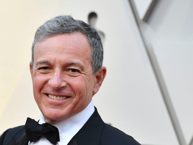 Disney CEO Bob Iger Resigns From Apple's Board As Streaming Rivalry Takes Hold