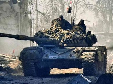 Turkey Warns Of War As Syrian Army Heads To Turkish Border