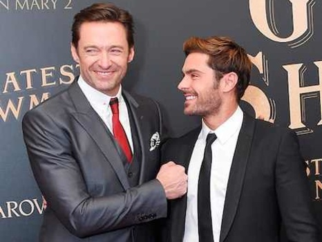 Watch Hugh Jackman Express His Love for Zac Efron Through Song