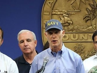 Gov. Rick Scott Declares State Of Emergency As 100,000s Of Puerto Ricans Flee To Florida