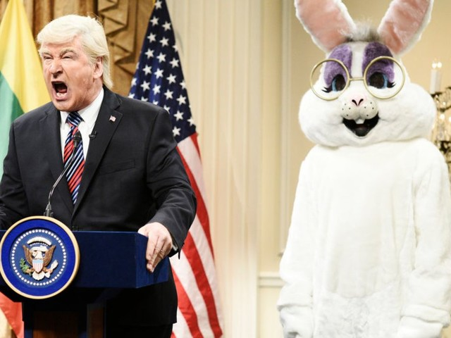 Celebrity cameos now dominate Saturday Night Live's political sketches, and maybe that's a good thing