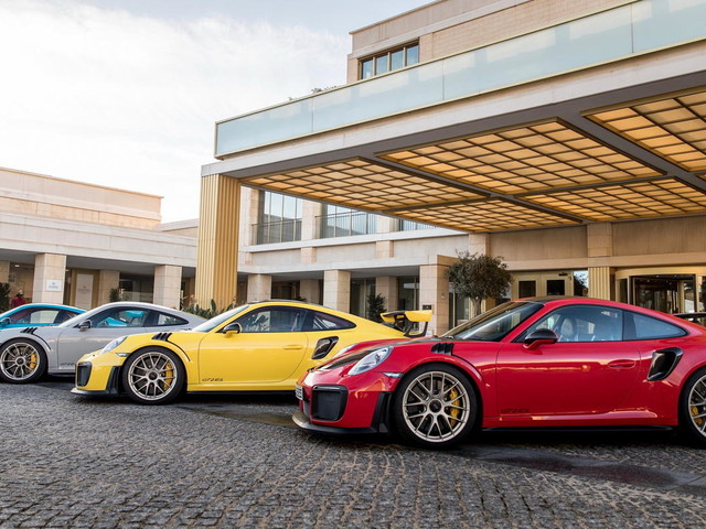 Porsche To Launch More 911 GT Variants Than Ever Before