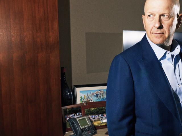 Goldman CEO Solomon Says Negative Rates Are A 'Failed Experiment'