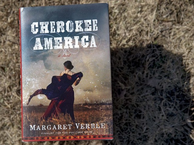 Author Mines Family And Tribal History For Novel 'Cherokee America'