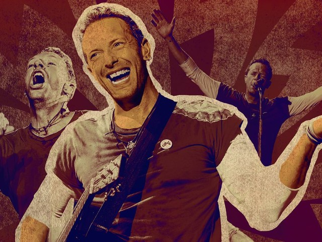 Coldplay Is Trying to Do Good, but They're Still Doing the Most