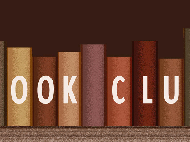 Vote for which book you'd like to read for Round 2 of Moira's Book Club discussions