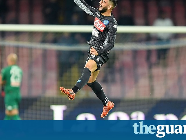 Insigne runs Napoli show on uplifting Serie A weekend laced with regret | Paolo Bandini