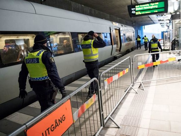 "Sweden Extends Border Controls, Citing ""Continued Threat To Public Order"""