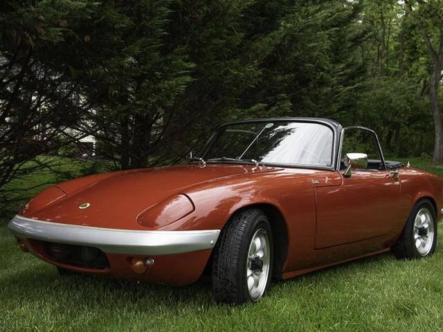 Hemmings Find of the Day – 1967 Lotus Elan S3 DHC
