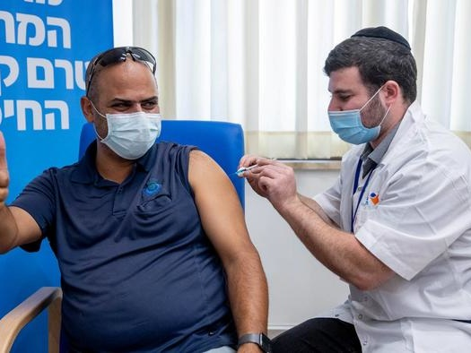 Israel's 'Coronavirus Czar' Tells Citizens To Prepare For Eventual 4th Shot