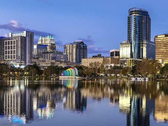 Orlando is gearing up to become a rival to Silicon Valley - and shift away from being a destination primarily for tourists and retirees